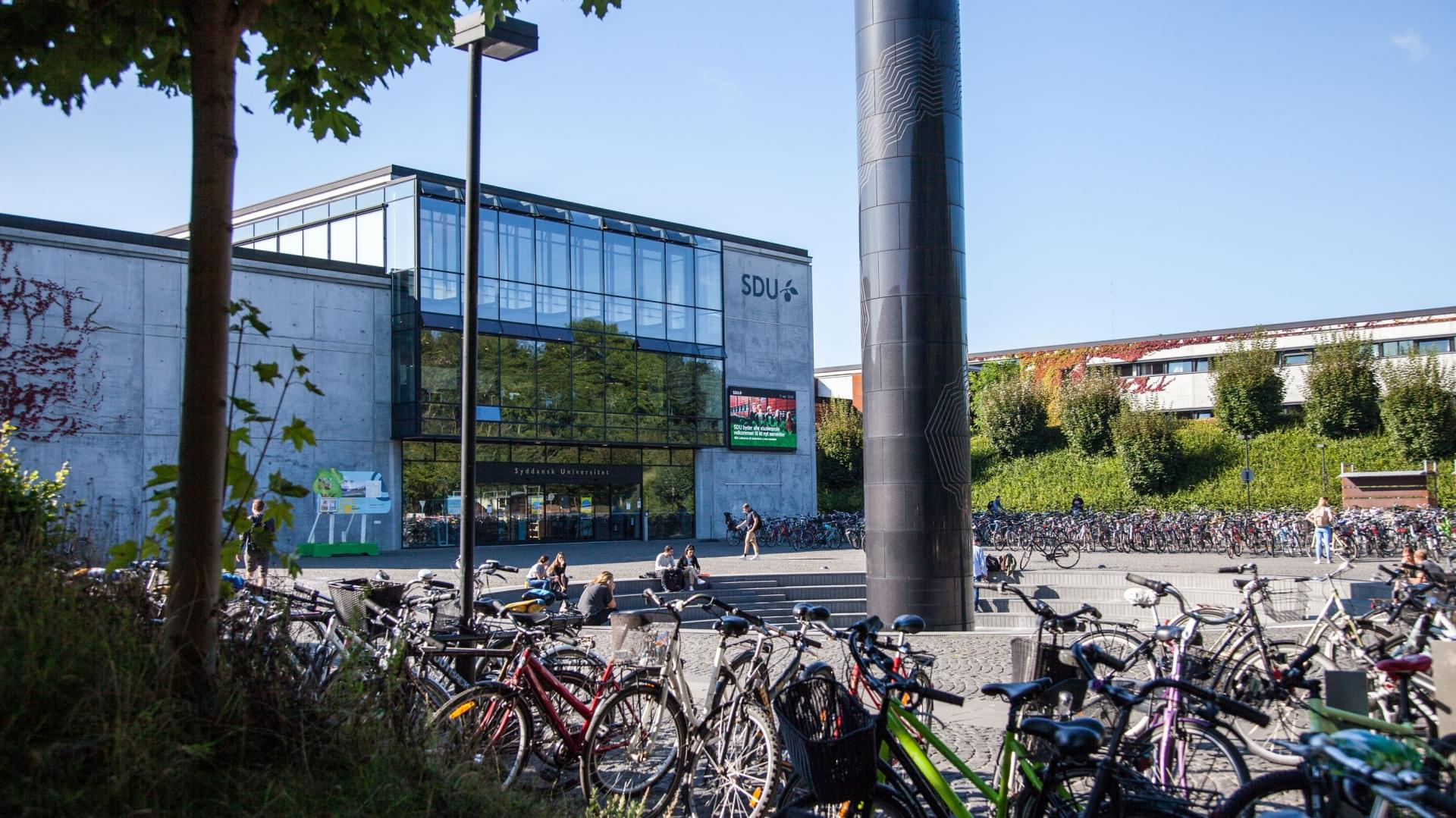 Indgange Sdu Odense Odense Rundt